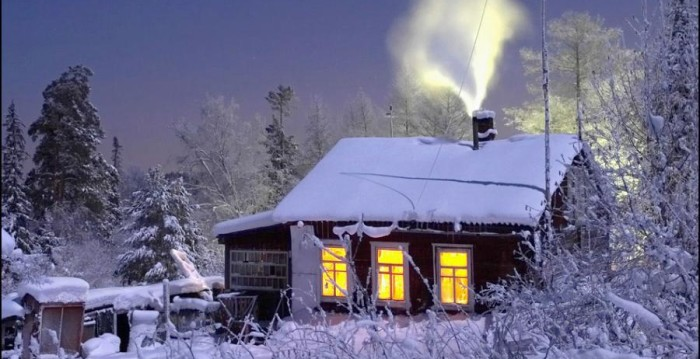 winter hydro bill