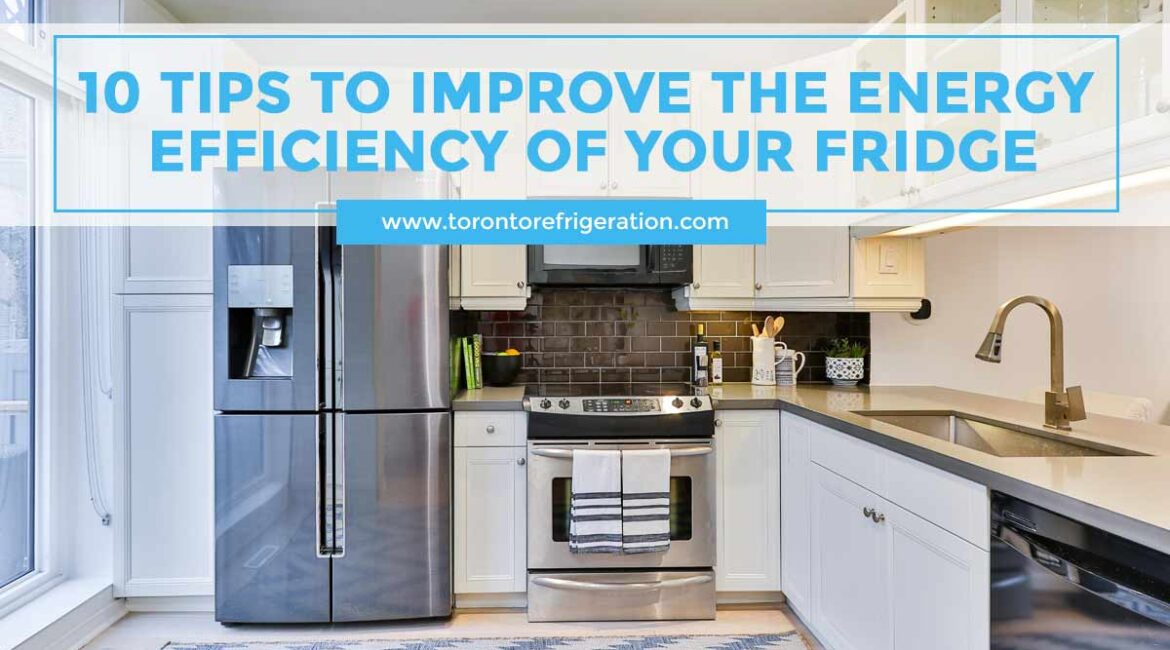 10 Tips to Improve the Energy Efficiency of Your Fridge
