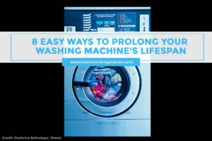 8 Easy Ways to Prolong Your Washing Machine's Lifespan